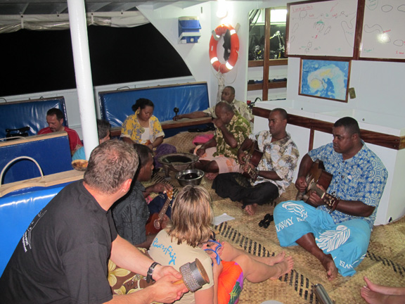 Kava Time - taken by Uwe