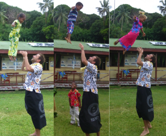 It's the Flying Fijians! - by Amanda