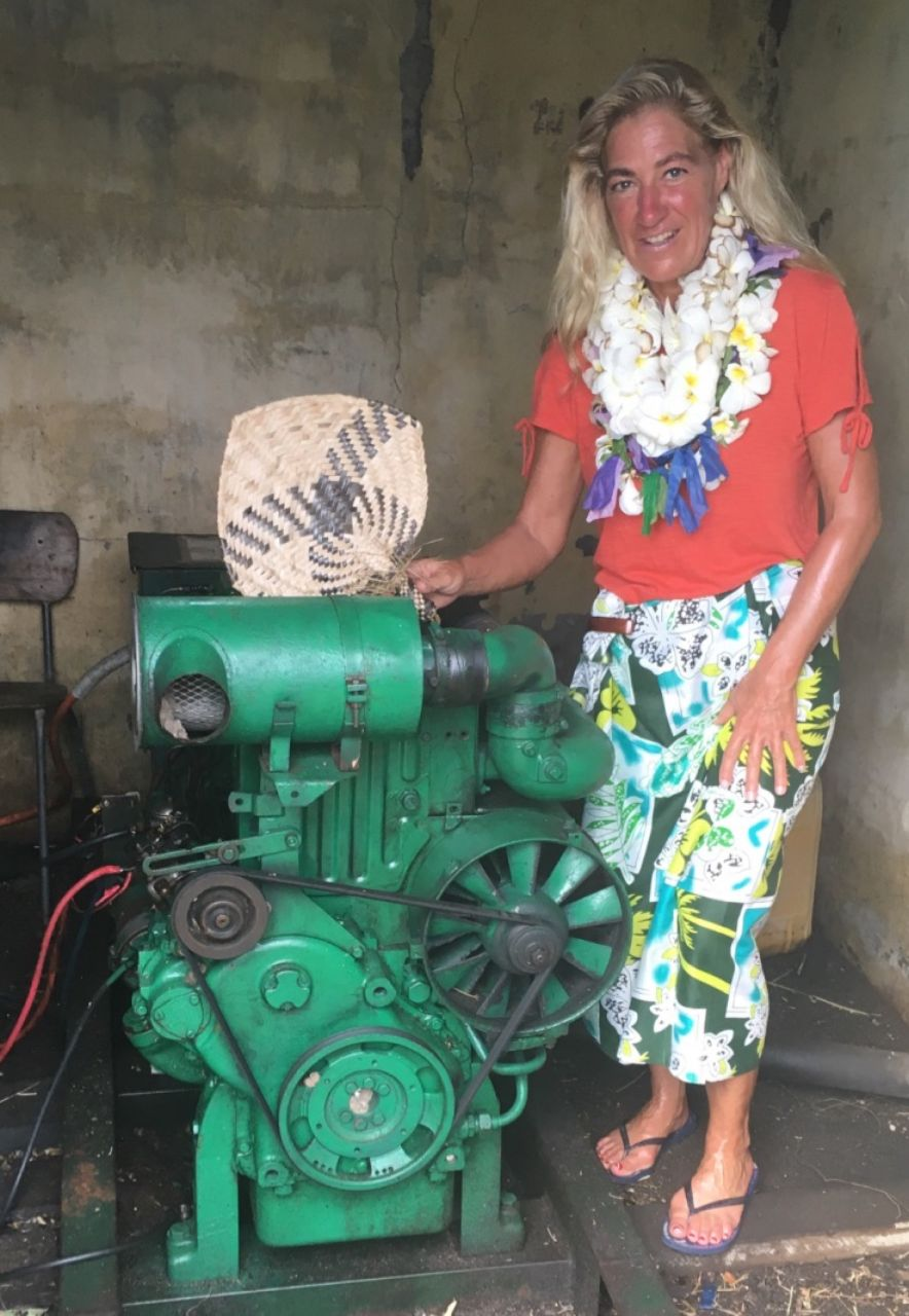 100 Yrs Old And Still Going (The Generator That Is) by Loralee