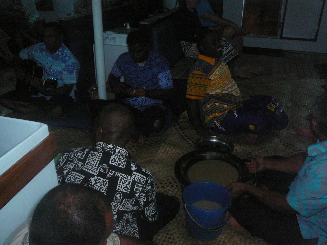 Kava Time by Ed