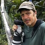 Dr. Tim Laman, biologist and National Geographic Photojournalist